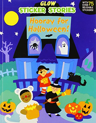 Sticker Stories: Hooray for (Halloween Stories For Preschoolers)