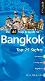 Front cover for the book AA CityPack Bangkok by Anthony Sattin