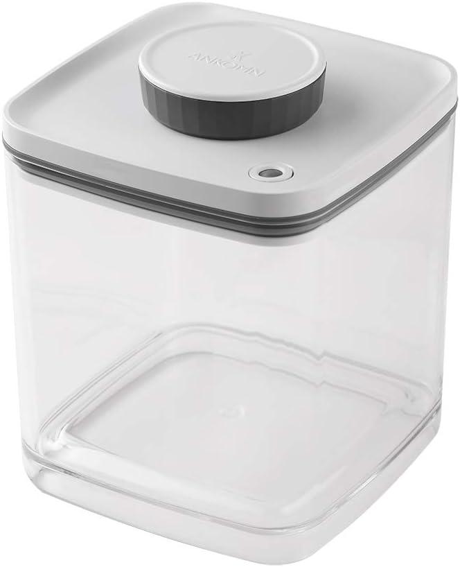 gift Ankomn Turn-N-Seal vacuum airtight moisture cont storage prevent Max 81% OFF