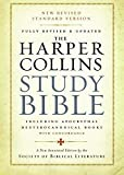 The HarperCollins Study Bible: Fully Revised