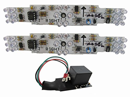 Sequential Led Tail Light Module Kit in US - 8