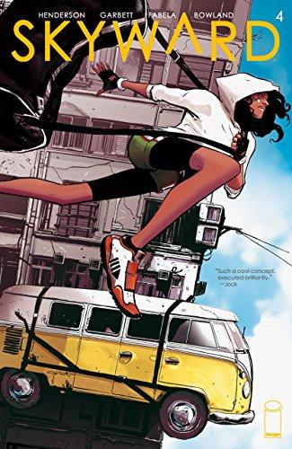 Skyward (2018) #4 VF/NM Image Comics
