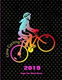 Love Cycling: 2019 Page Per Week Diary
