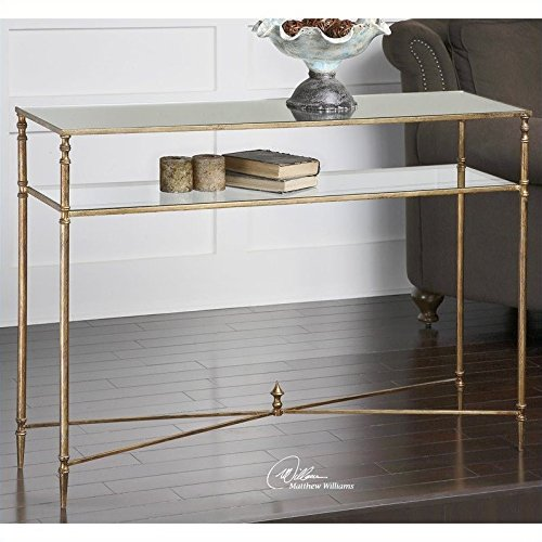 Uttermost 'Henzler' Mirrored Console Table, Size One Size -