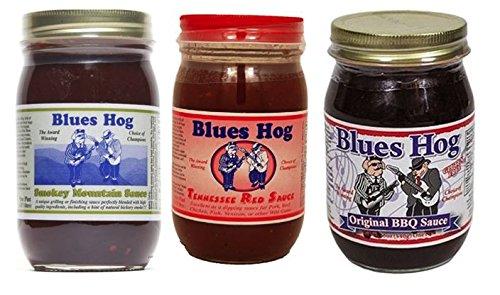Blues Hog Sauce Barbeque Original, 16 oz, Tennessee Red 16 o