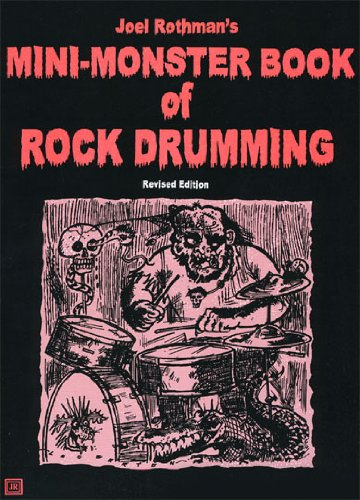 (JRP02 - Mini-Monster Book of Rock Drumming)