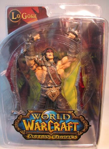 DC Unlimited World of Warcraft Series 5: Alliance Hero: Lo'Gosh Action Figure