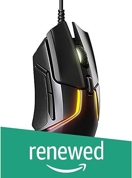 Amazon.com: SteelSeries Rival 710 - Ratón para videojuegos ...