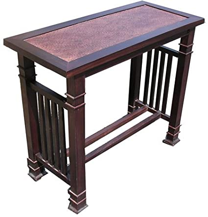 Amazon.com: Sofa Table - Solid Rosewood Asian Mission style ...