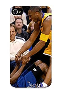 First-class Case Cover Series For ipod touch 4 Dual Protection Cover Nba Basketball Kobe Bryant Los Angeles Lakers Michael Jordan Washinn Wizards ChwuzC-2708-llmIx