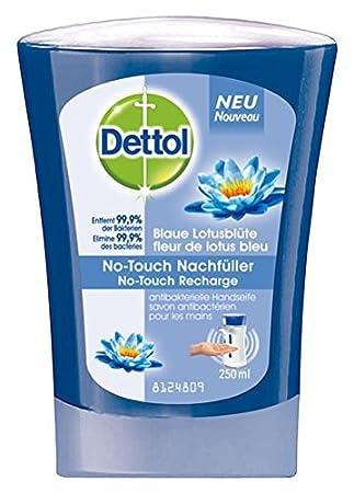 Dettol Recharge De Savon Pour Distributeur No Touch Fleur De