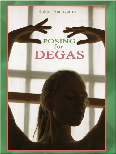 Posing For Degas;A Photo Shoot Inspired By French Impressionist Artist Edgar Degas