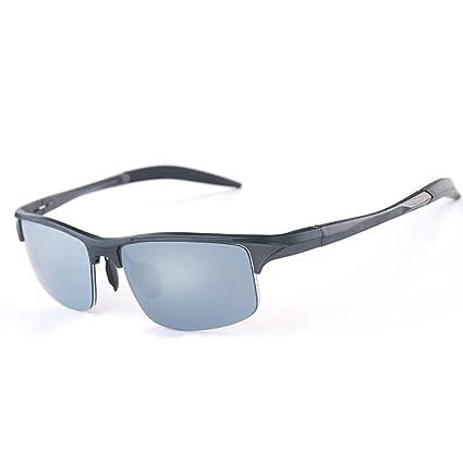 ZX Día Y Noche Uso Dual Luz Polarizada Gafas De Sol Anti Reflejante Rayos UV Puede
