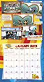 2013 The Looney Tunes Show Wall Calendar