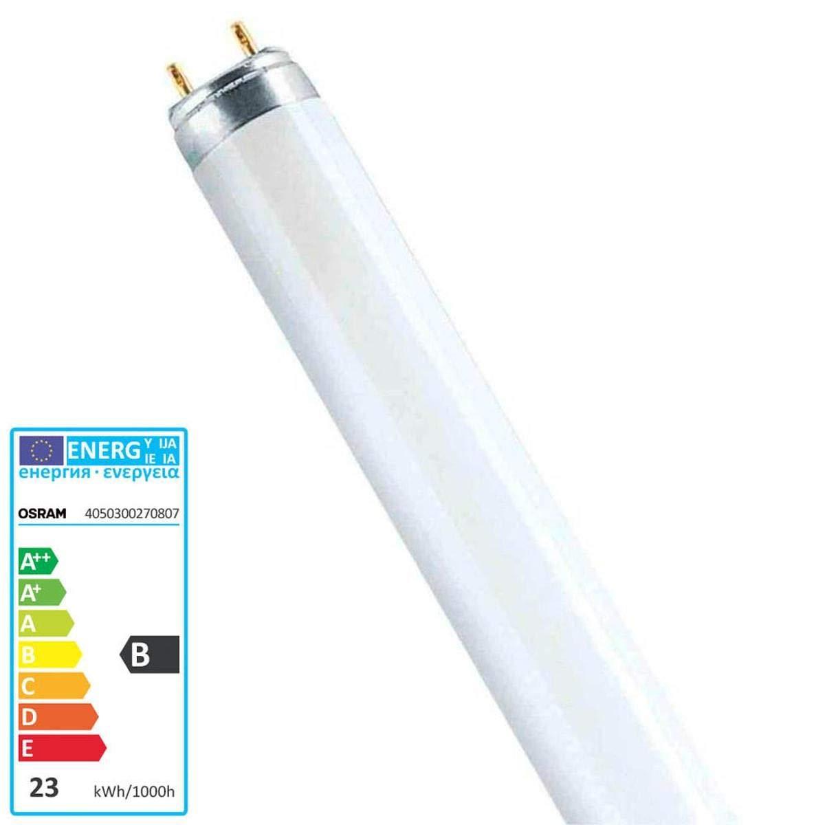 Osram Leuchtstofflampe BIOLUX T26 G13 tageslichtws L 18/965 Biolux
