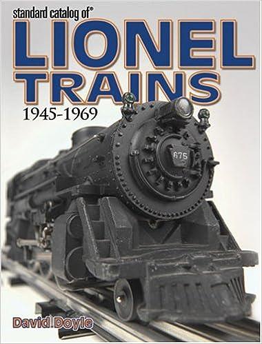 lionel train dating