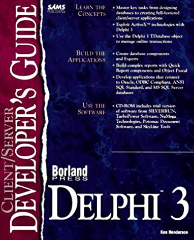 client server developer s guide with delphi sams developer s guides rh amazon co uk Database Developer Salary Database Developer Salary
