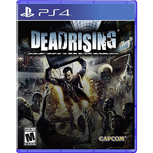 [Dead Rising - PlayStation 4 Standard Edition] (Hungry Hippo Costumes)