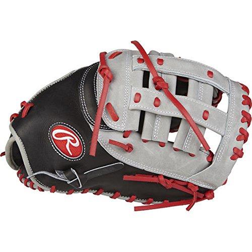 - Rawlings Heart of the Hide Modified Pro H Web Baseball Glove, 12-1/4