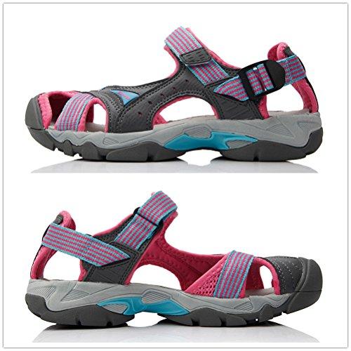 Mer Clorts Pour Sd202 Randonne Rose Femmes Sandale Lgre Athltique Sportive D'eau 6x1c4qYP