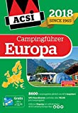 ACSI Internationaler Campingführer Europa 2018: 8600 Campingplätze (Hallwag Promobil)