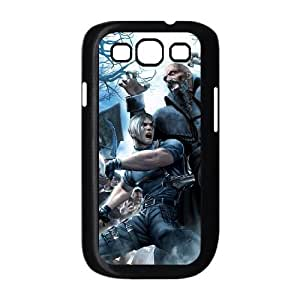 Samsung Galaxy s3 9300 Black Cell Phone Case Resident Evil LWDZLW1228 Phone Case Cover Customized Plastic