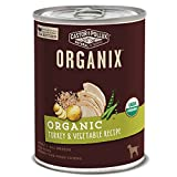 Best Organic Dog Food - Castor & Pollux Organix Turkey and Vegetables Adult Review