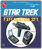Retro 1/3 Star Trek Exploration Set 3 Model Set w/Phaser, Communicator, Tricorder