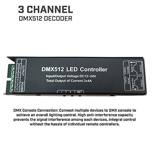 3 Channel Led Lights - 5