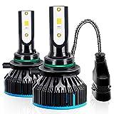 VoRock8-9012-6400LM-Led-High-Beam-Light-Low-Beam-Headlight-Dual-Beam-Headlights-for-Projector-Headlamps-Haloge