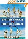 British Frigate vs French Frigate: 17...