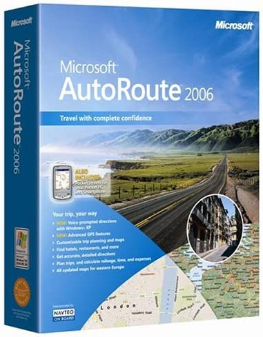 Autoroute 2011 Europe For Sale