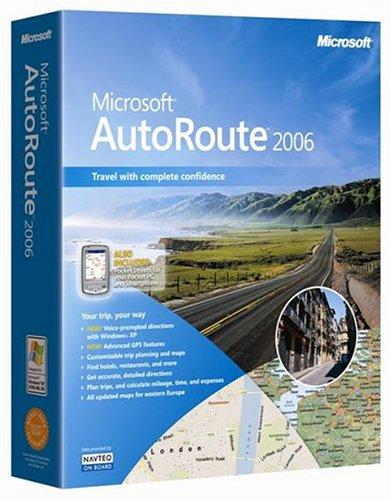 Microsoft autoroute 2011 europe buy online