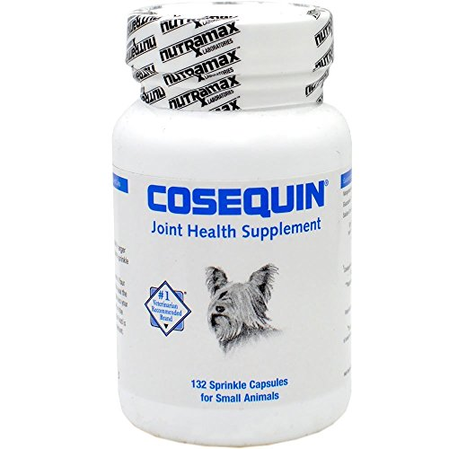 (Nutramax 132 Count Cosequin Single Strength Nutritional Supplement for Pets)
