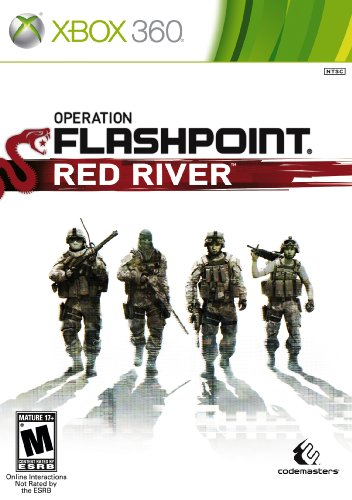Operation Flashpoint: Red River - Xbox 360 (Contemporary Counter Page)