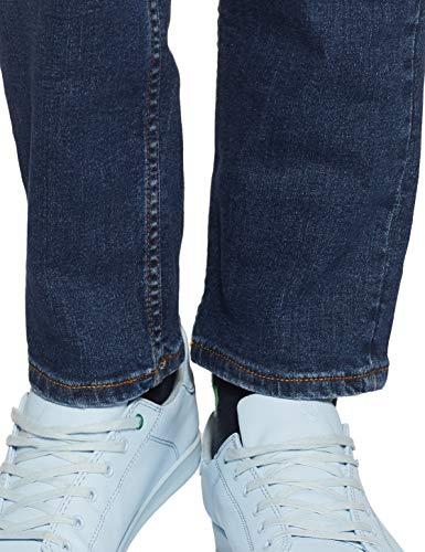 Lee Cooper Men's Slim Fit Jeans 2021 July Care Instructions: Machine Wash Fit Type: Slim Color: Darkindigo
