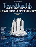 Magazine Subscription Texas Monthly(240)Price: $59.40$12.00($1.00/issue)
