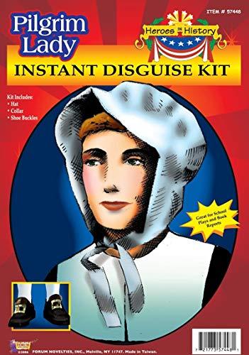 Forum Novelties Pilgrim Lady Costume Kit