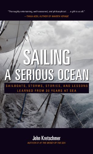 Sailing a Serious Ocean (CREATIVE MATH SUPPLEMENT) by [Kretschmer, John]