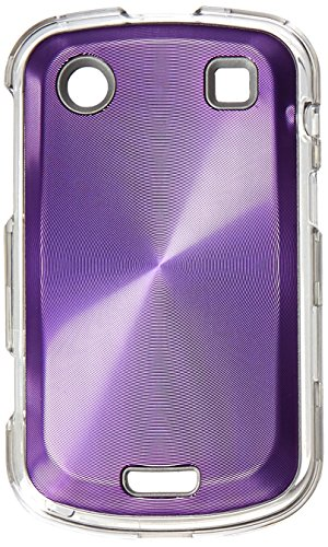 MyBat Cosmo Protector Cover for Blackberry Bold 9930 - Retail Packaging - Purple - Purple Blackberry Faceplates