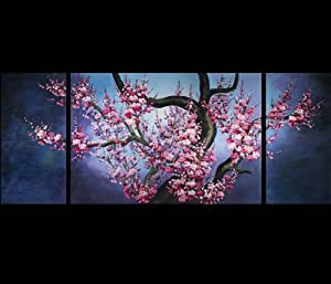 Chinese Feng Shui Painting Flower Painting Plum Blossom Painting 248