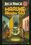 Marune, Jack Vance, 0345245180