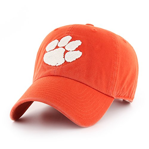 Clemson Tigers Hat (NCAA Clemson Tigers Women's OTS Challenger Adjustable Hat, Orange, Women's)