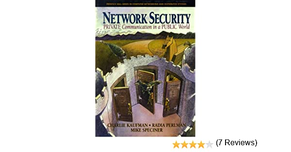 Kaufman pdf network security charlie