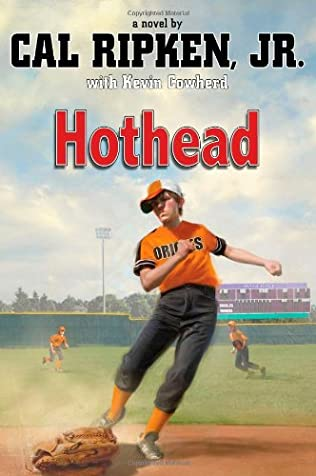 book cover of Hothead
