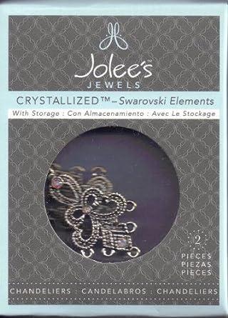 Amazon.com: Jolee's Jewels Charm Crystallized Swarovski Elements ...