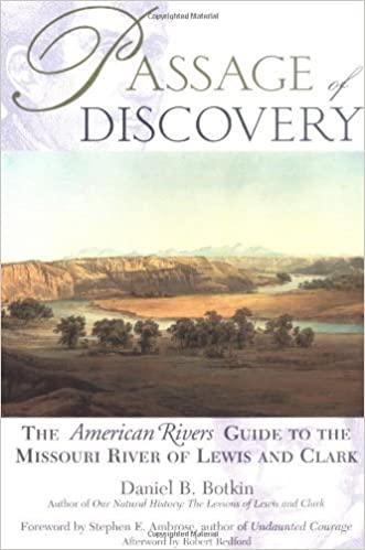 Book Passage of Discovery by Daniel B. Botkin (1999-07-01)