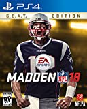 Madden NFL 18 takes a significant visual leap delivering the greatest looking Madden of all time with the power of the Frostbite engine. See stunning new stadium exteriors surrounded by vast cityscapes and watch the spectacle of NFL ga...