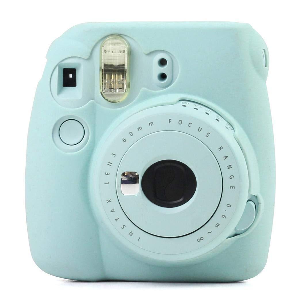 Zuionk Kratzfeste leuchtende Digitalkamera für den Fall schützen die Silikonhülle Kamera-Taschen