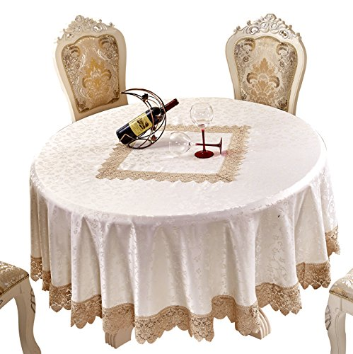 Crocheted Tablecloth - 9